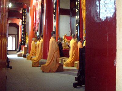 中国の僧院