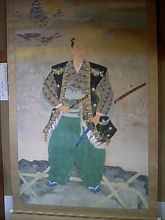 信長公肖像