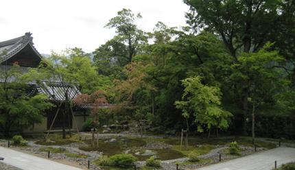 永源寺_雲水てづくりの庭