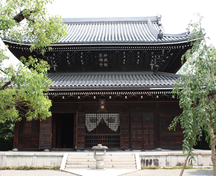 妙興寺 仏殿