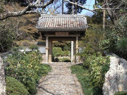 遠州 龍潭寺