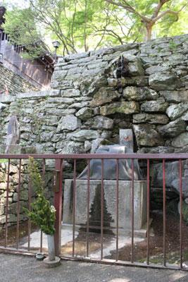 三井水の一つ清浄水
