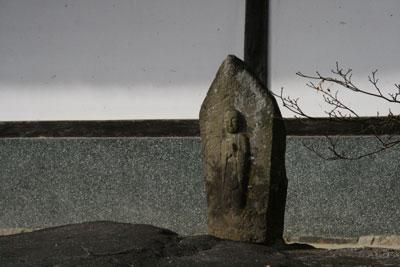 永源寺境内のお地蔵様