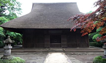 平林寺_仏殿