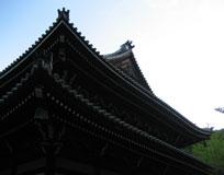 早朝の南禅寺