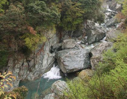 四国 石鎚山